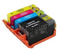 $17.95 LINKYO Remanufactured HP 920XL Ink Cartridge 4 Color Combo Pack