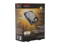 "$109.99 TOSHIBA PH3300U-1I72 3TB 7200 RPM 64MB Cache SATA 6.0Gb/s 3.5"" Internal Hard Drive -Retail Kit"