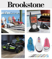 $10 off $80, $12 off $99, or $15 off $120  @Brookstone