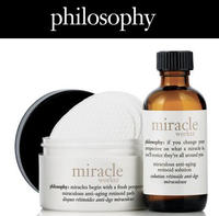 Free Gift(worth over $140) with orders over $75 @ philosophy