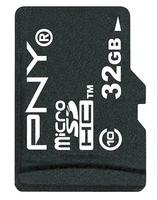 PNY Technologies - 32GB High Speed microSDHC Class 10 Memory Card