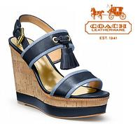 Coach Semi-Annual Shoe Sale Enjoy up to 50% Off Select Styles
