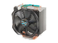 $9.99 ZALMAN CNPS10X OPTIMA 120mm FSB (Fluid Shield Bearing) Shark's Fin Blade CPU Cooler