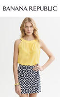 30% off $150 purchase + + Up to 40% off select styles @ Banana Republic