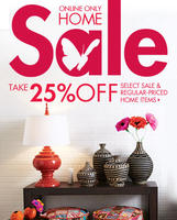 25% OFF Home Styles @ Neiman Marcus