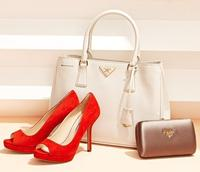 Prada Shoes, Handbags & Apparel on sale @ Gilt