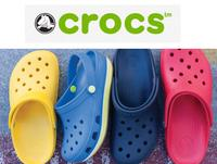 Buy One, Get One 50% Off Any Pair of Clogs @ Crocs