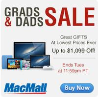 Up to $1099 Off Macmall Gards and Dads sale