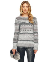  Michael Kors Women's Intarsia Sweater