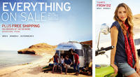 Up to 75% off Everything On Sale @ Eddie Bauer