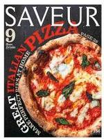 Saveur Magazine one year (9 issues) subscription