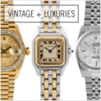 Pre-owned Rolex and Cartier Watches on sale @ Rue La La