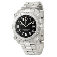 HAMILTON Men's Khaki Navy BeLOWZERO Auto Watch H78555133