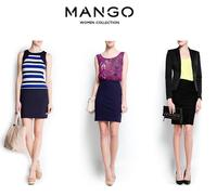 20% Off with orders over $60 @ Mango