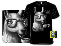 From $12.00 The Fancy Llama T-Shirt