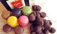 $29.99 $29.99 for Barclay Paris Macarons and Chocolate Truffles @ Groupon