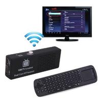 HDE 4GB Bluetooth Mini TV for Android, Air Fly Remote