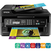 $59.99 Epson WorkForce WF-2540 Inkjet Multifunction Printer/Copier/Scanner/Fax Machine
