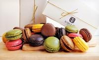 $36.99 2 Boxes of Barclay Paris Macarons or a Barclay Paris Gift Box with Macarons (Up to 69% Off)