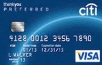 Earn up to 30,000 Bonus Points Citi ThankYou® Preferred Card – Bonus Point Offer