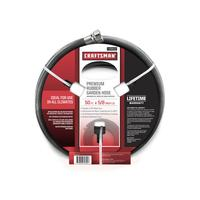 $19.99 Craftsman All Rubber Garden Hose 5/8 In. x 50 Ft.