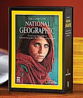 $13.99 The Complete National Geographic on 7 DVD-ROMs
