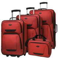 $73.99 US Traveler St. Michelle 4 Piece Super Lightweight Rolling Luggage Set