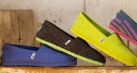 15% OFF any TOMS branded purchase @ TOMS