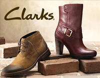 25% Off Friends & Family Event @Clarks