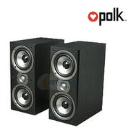 $129.99包邮 Polk Audio Monitor40 Series II Two-Way 书架式音箱一对
