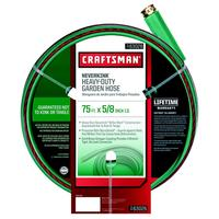 "$21.99 Craftsman 75-Foot 5/8"" NeverKink Hose"