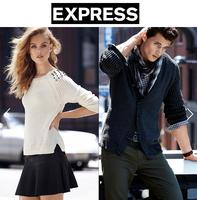 40% OFF+$25 off every $75 Best of Winter sale @ Express