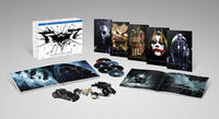 $38.99 The Dark Knight Trilogy: Ultimate Collector's Edition (Blu-ray)