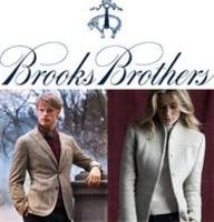 Extra 20% OFF your entire purchase @ Brooks Brothers