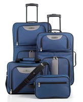 $49.99 Travel Select Journey 4 Piece Luggage Set