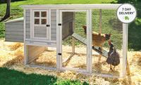$199.99 Backyard Hen House Chicken Coop