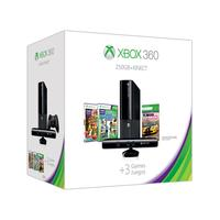 $249.99 Xbox 360 E 4GB Kinect Holiday Value Bundle