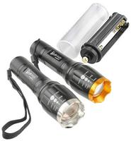 $8.34 Ultrafire CREE 1,600-Lumen LED Flashlight w/ Holster