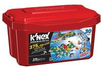 $11.00 K'NEX 375-Piece Deluxe Value Tub