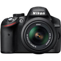$389.99 Nikon D3200 24.2 MP Digital SLR Camera w/18-55mm Lens