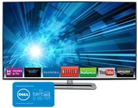 $479.99 Vizio M401I-A3 40-inch Razor LED Smart HDTV + FREE $200 eGift Card
