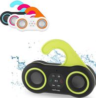$24.99 H2O Vibe Shower Waterproof Stereo Bluetooth Speaker