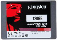 $53.99 Kingston 120GB SSDNow V300 Series Serial ATA 6Gb/s Internal SSD SV300S37A/120G