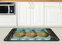 $19.99 Anti-Fatigue Printed Kitchen Floor Mats