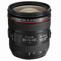 $799 Canon EF 24-70mm f/4L IS USM Zoom Lens