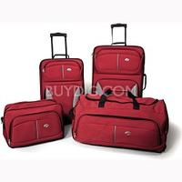 $49.95 American Tourister Fieldbrook 4-Piece Luggage Set