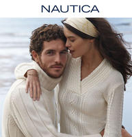 Up to 40% off+ extra 20% -40% off All Sale Items @ Nautica