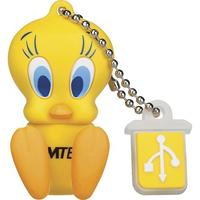 $6.99 EMTEC - Looney Tunes Tweety 4GB USB 2.0 Flash Drive