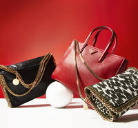Stella McCartney,Prada,Balenciaga,Lanvin and more designer handbags, Samsonite Luggage, M Missoni Apparel on sale @ Gilt