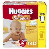 $20 gift card when you buy 2 select Huggies Giant Packs @ Target
